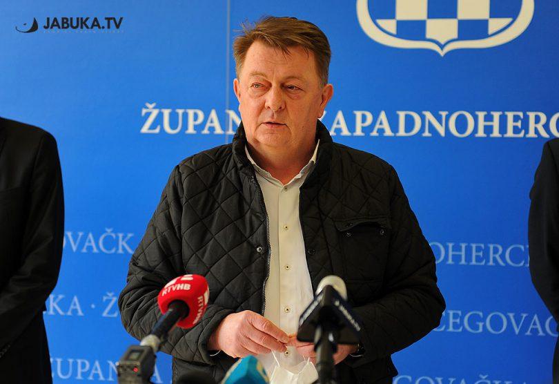 Vlada ŽZH donijela više odluka i razrješenja