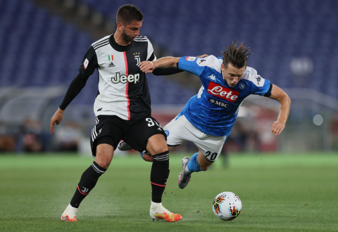 Napoli osvojio Kup Italije