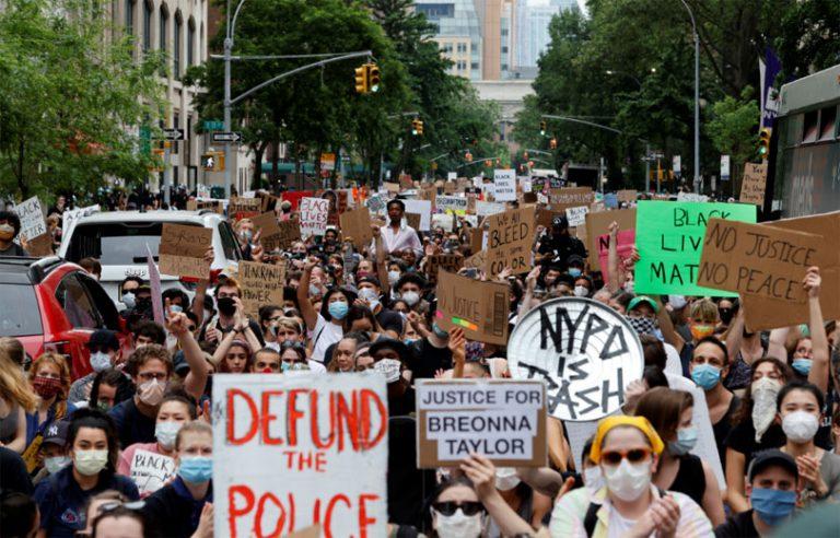 U SAD-u masovni prosvjedi, danas najveći u Washingtonu