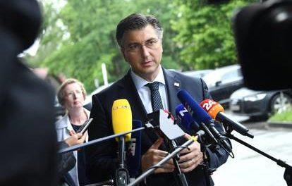 """Plenković objavio HDZ-ove liste, na njima su Kovač, Culej i Kalmeta: """"Htjeli smo pokazati uključivost"""""""