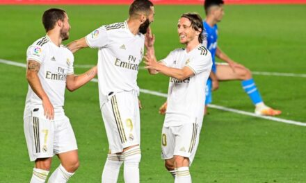 Modrić odličan u pobjedi Reala, Asensio zaigrao nakon 396 dana