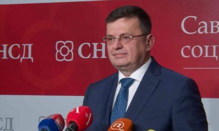 Tegeltija: Sredstva za lokalne izbore će biti osigurana
