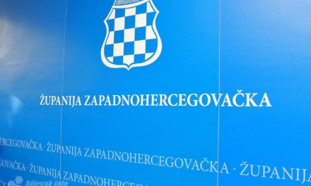 Četvrtak i petak neradni dani u Županiji Zapadnohercegovačkoj