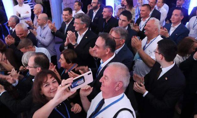 Prvi službeni rezultati: HDZ bez većih problema može formirati vlast