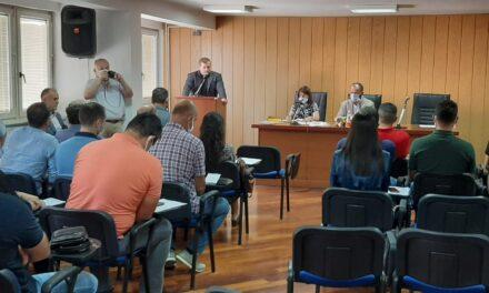 Vedran Markotić izabran za vršitelja dužnosti gradonačelnika Ljubuškog