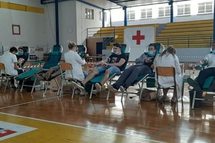 Posušje: U dobrovoljnoj akciji krv donirala 51 osoba
