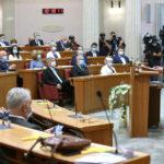 Konstituiran 10. saziv Hrvatskog sabora, Jandrokoviću drugi predsjednički mandat