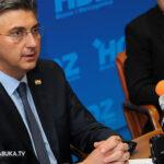 Plenković službeno potvrdio imena ministara u novoj vladi