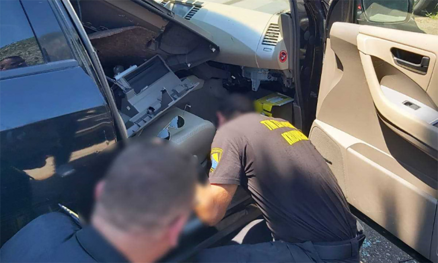 """Hercegovina: U operaciji """"Jug"""" oduzeta rabljena vozila i dijelovi vrijedni 306.200 KM"""