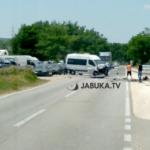 Sudar dvaju vozila u Posušju