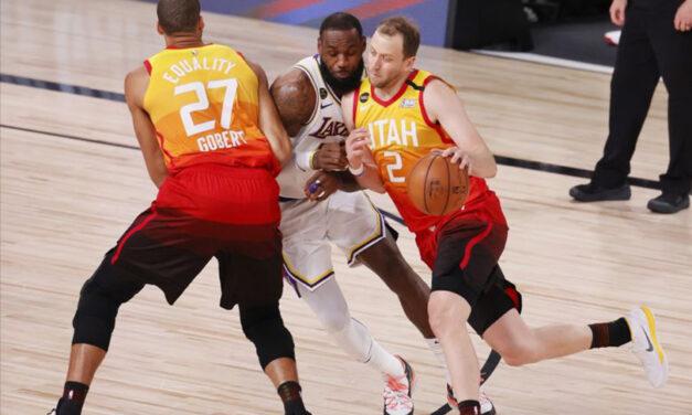 Lakersi osigurali prvo mjesto u Zapadnoj konferenciji