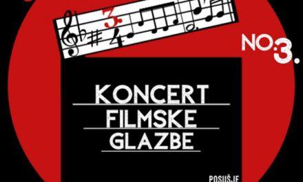 Koncert filmske glazbe Posušje – slušamo i gledamo putem izravnih prijenosa