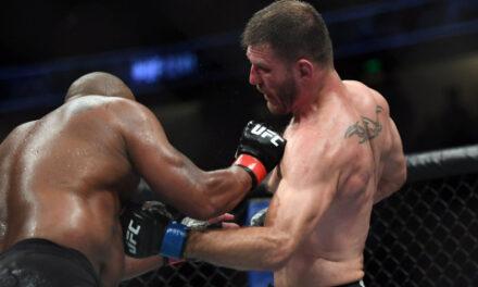 MIOČIĆ PREGAZIO CORMIERA ZA POVIJEST: Stipe je postao najveći UFC-ov teškaš svih vremena