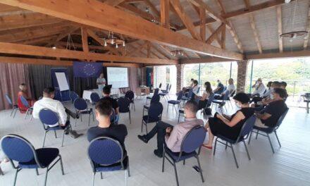 Jačanje kapaciteta za promociju turizma u ŽZH