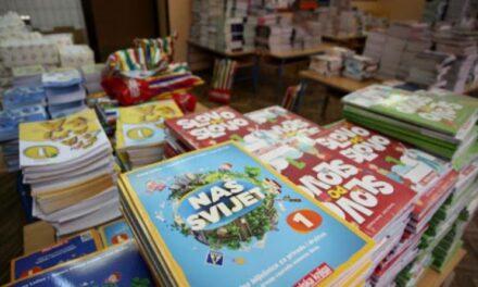 Besplatni udžbenici za učenike od prvog do sedmog razreda u ZHŽ-u