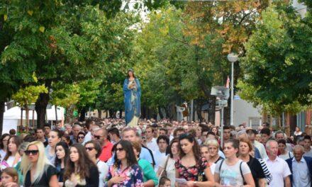 Uočnica Velike Gospe: procesija i posebna regulacija prometa