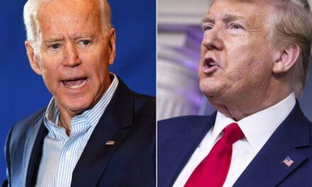 Trump i Biden: međusobni napadi u kaotičnoj prvoj predsjendičkoj debati