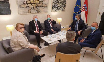 Kontinuirani razgovori ubrzat će rješavanje 'hrvatskog pitanja'
