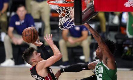 Nevjerojatni rookie zatrpao Boston i doveo Miami na pobjedu do ulaska u NBA finale
