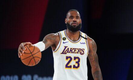 Denver smanjio zaostatak za Lakersima kojima nije pomogla ni sjajna večer LeBrona Jamesa