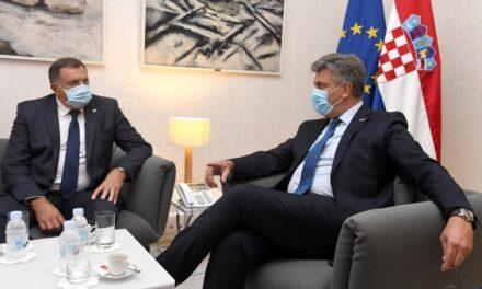 Dodik: Hrvatski član Predsjedništva se ne bavi nijednim pitanjem Hrvata