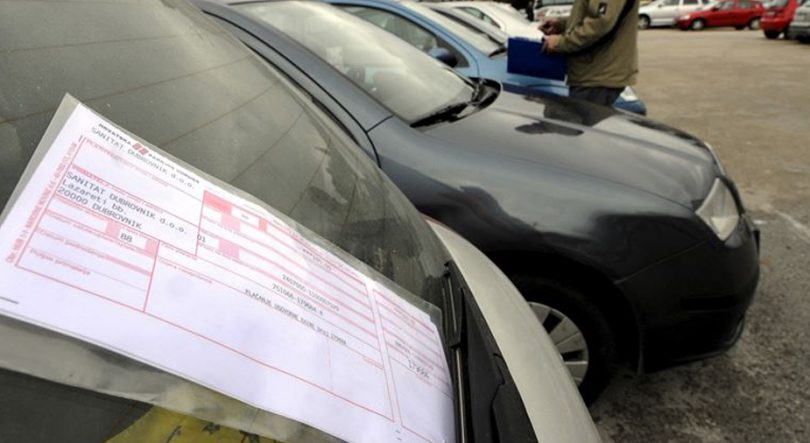 Utjerivačima dugova za parking u RH ne morate platiti bez odluke suda u BiH