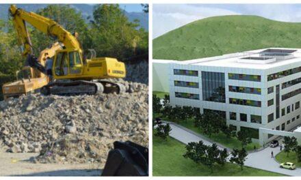 Počela izgradnja nove zgrade Klinike za dječje bolesti SKB Mostar
