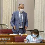 Nevenko Barbarić – Zastupničko pitanje na aktualnom prijepodnevu Hrvatskog sabora