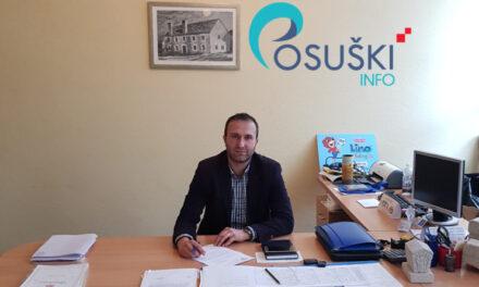 Ravnatelj Širić za posuski.info: Nadam se skorom završetku nove škole i organizaciji rada u jednoj smjeni