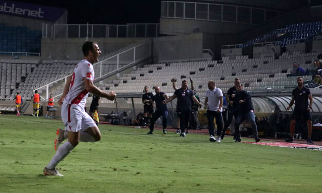 Zrinjski ispao od APOEL-a nakon lutrije jedanaesteraca