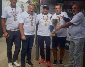 Golf tim Posušje 1 četvrti put zaredom prvak Bosne i Hercegovine