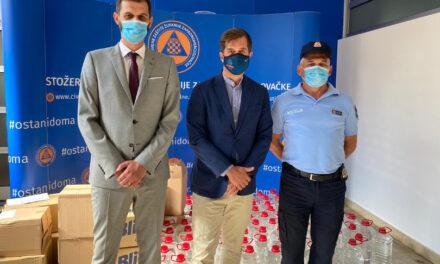 Američko veleposlanstvo uputilo donaciju MUP-u ŽZH