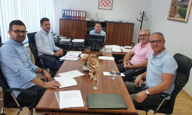Sastanak s predstavnicima Udruge gospodarstvenika Posušje