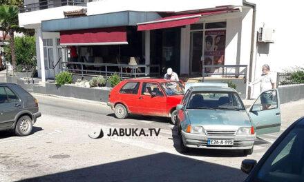 Dvije lakše prometne nesreće u Grudama i Širokom Brijegu