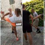 Nasilnicima iz Kaštela određen pritvor, rasplakali se na ispitivanju