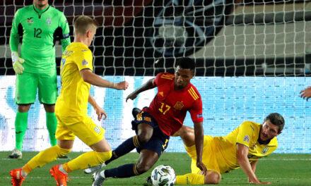 Liga nacija: Španjolci pregazili Ukrajinu, remi Švicarske i Njemačke