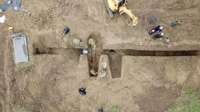 U Sloveniji pronađena masovna grobnica Hrvata, Slovenaca i Nijemaca