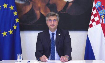 Plenković u UN-u pozvao na jednakopravnost Hrvata u BiH i donošenje novog Izbornog zakona