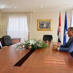 Sastali se Čović i Dodik u Mostaru i razgovarali o aktualnoj situaciji