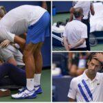 Đoković pogodio sutkinju lopticom i izbačen s US Opena