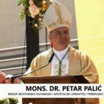 Mons. Ratko Perić predao biskupski štap mons. Petru Paliću