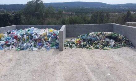 Prikupljene prve sirovine stakla i plastike: Uspostavljeno jedinstveno reciklažno dvorište!