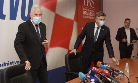 Plenković u Mostaru: Hrvatska će podupirati BiH na putu prema EU
