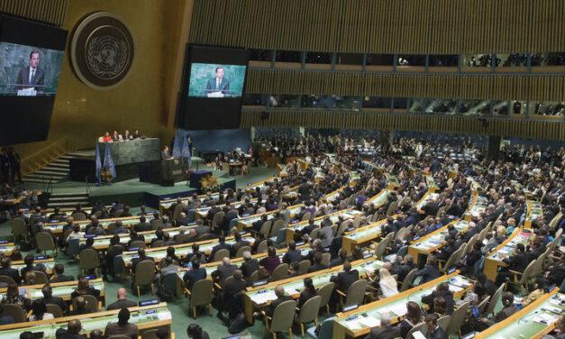 """OPĆA SKUPŠTINA UN: Guterres poziva na """"izbjegavanje hladnog rata"""", Trump napada Kinu"""