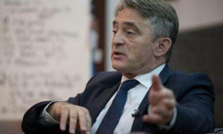 Teške riječi Željka Komšića: Hrvatska nema ništa s Izbornim zakonom BiH, treba joj reći da odbije
