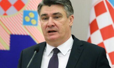 OŠTRA PORUKA Milanović: Bošnjacima više nećemo dopustiti da politički zlostavljaju Hrvate