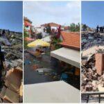 Razoran potres u Turskoj: Ljudi ispod srušenih zgrada, najmanje četvero mrtvih