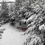 Prvi ovosezonski snijeg na Blidinju