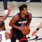 Čudesna predstava Butlera za pobjedu Miamija protiv Lakersa