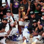 Lakersi srušili Miami i osvojili 17. naslov, James MVP finala